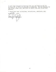 Charles Caldwell - Feb13, 1994