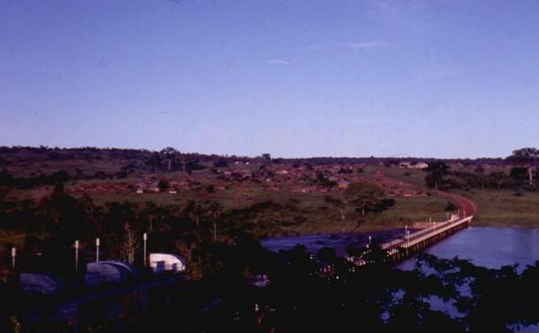 Luachimo, barragem