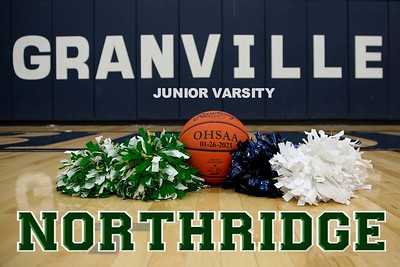 2021 Junior Varsity - Northridge at Granville (01-26-21)