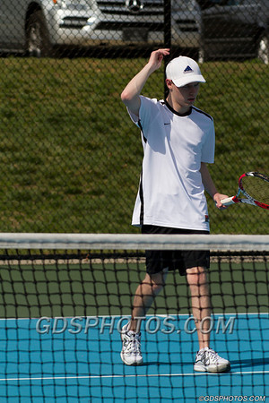 MS BOYS TENNIS  04-03-14