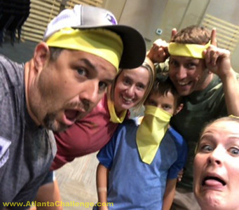 Crossroads 07-17-19 Amazing Race Hunt
