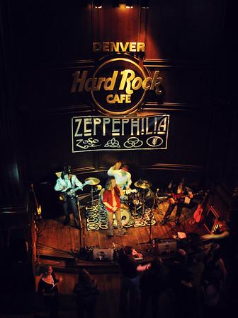 2011/11 - Zeppephilia @ Hard Rock
