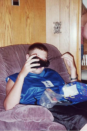 2001 June - Scott's Over-The-Hill Birthday