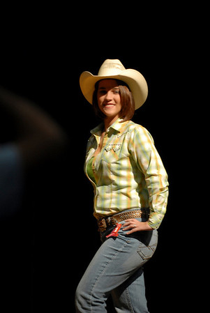 2008 Miss pasadena Rodeo