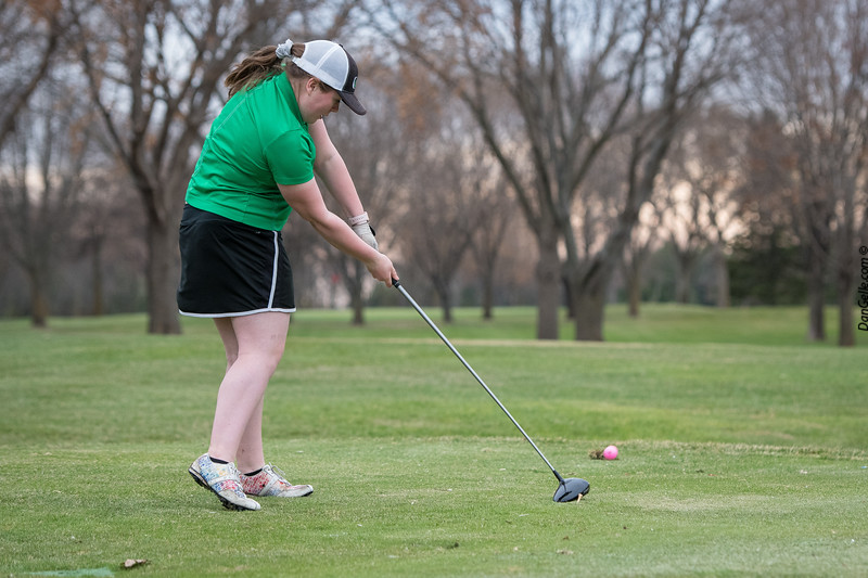 Dragons Girls Golf