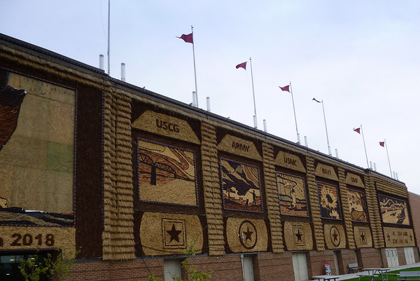 10-1-18 Mitchell, SD Corn Palace