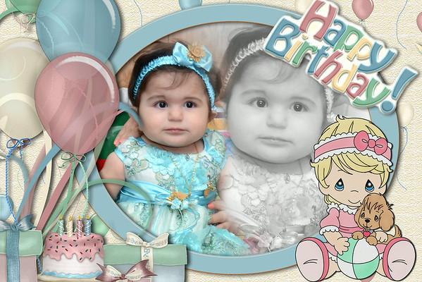 Lujain kassab birthday