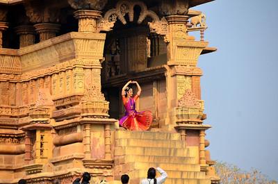 9. Khajuraho Monuments - Temples