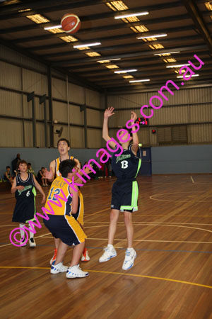 U/14 M4 Grand Final - Macarthur Vs Glebe 3-8-08