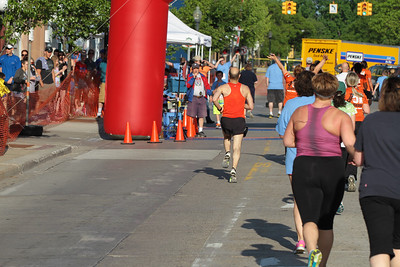 10K and 5K Finishers - 2014 Oak Apple Run