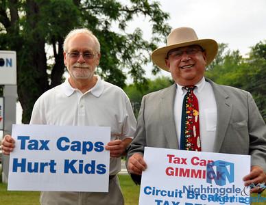 LIPC Rally No Cap SC Legislature
