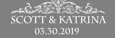 Scott & Katrina 3.30.19