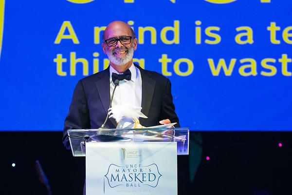 UNCF Mayors Masked Ball Washington DC 2018