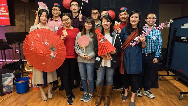 2018-02-15 IGSM IUSM Chinese New Year Celebration