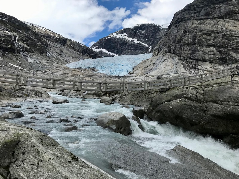 Nigardsbreen Jostedalsbreen National Park Norway