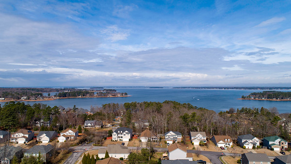 Aerial Photography by Wellman Realty