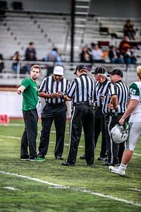 Portland Wilson High School vs Forest Grove HS Varsity Football 2018