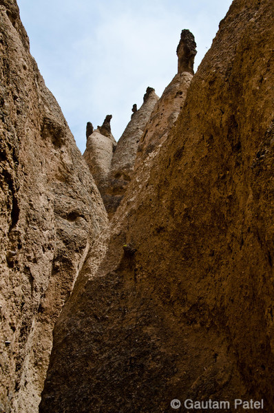 The strange and the bizarre. Chimneys and caves and rocks. : Cappadocia, Turkey, June 2012