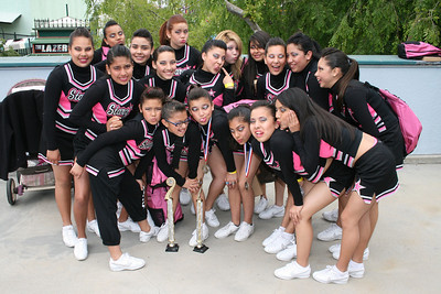 C.T. STARZ @ KNOTTS BERRY FARM • SHARP STATE CHAMPTIONSHIP #3