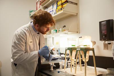 2019 UWL Spring Graduate Studies Students Labs