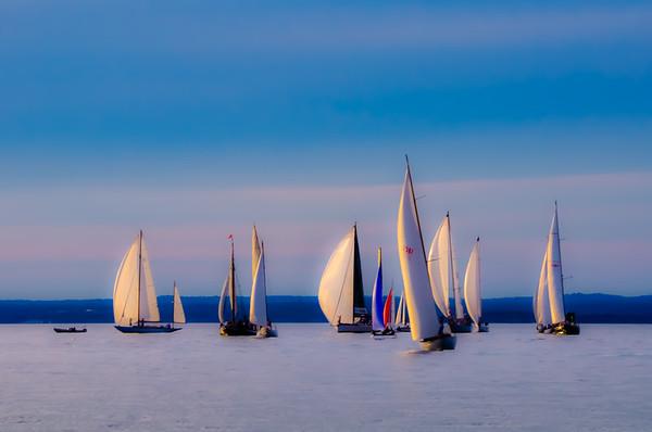 Art Show Sailing
