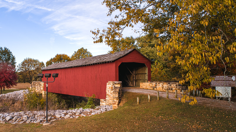 Covered Bridges of the Midwest