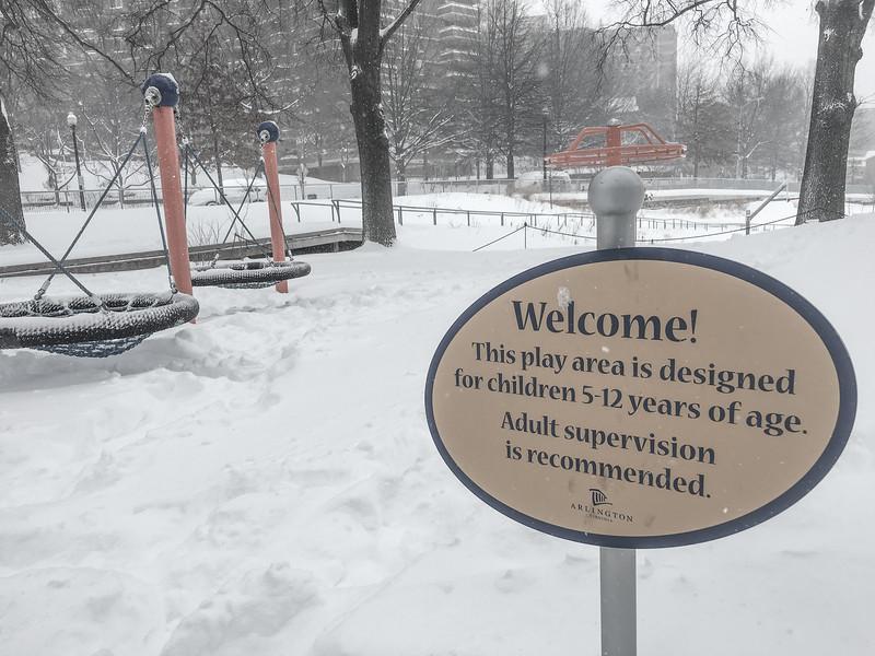 Jan. 23rd - Rocky Run Park