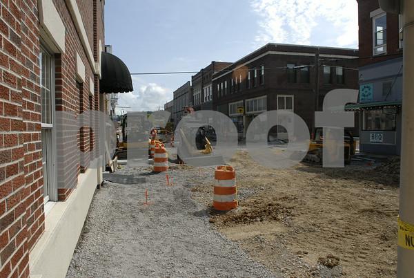 Erwin Downtown Revitalization - July 22, 2014