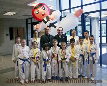 2012 Chicago Taekwondo Expo (KH Kim Taekwondo - Plainfield Team)