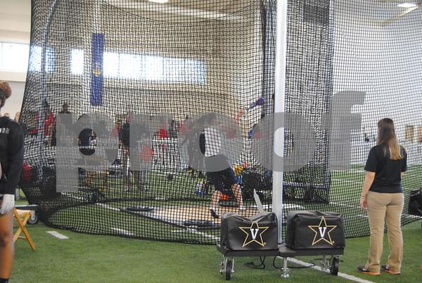 Vanderbilt Opener Indoor 12.02.17