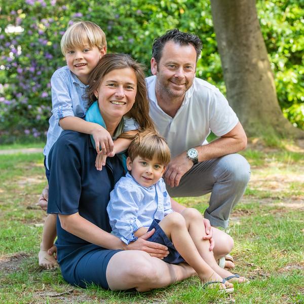 Fotoshoot gezin Boombergpark Hilversum