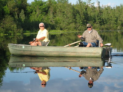 KLEUTSCH LAKE FISHING TRIP (JUNE 1-4, 2006)