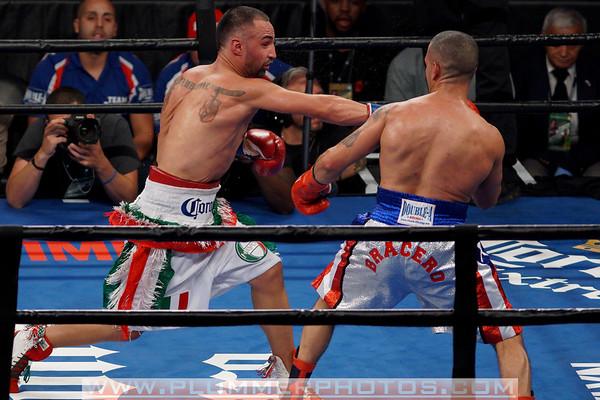 Paulie Malignaggi Defeats Gabriel Bracero by Unanimous Decision