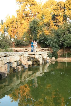 Avigail and Eitan Pregnancy shoot