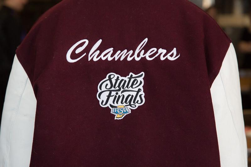 Chamber Jazz District ISSMA 3-3-18