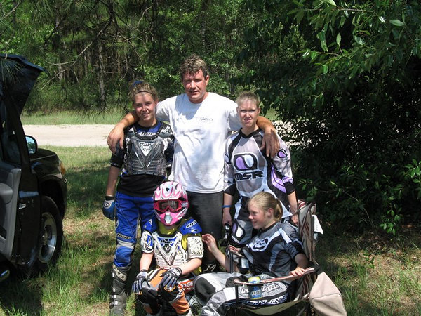 ORV Chesley and family