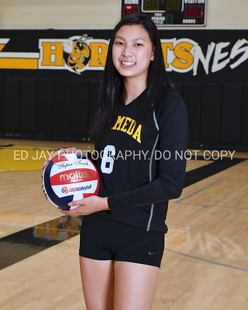 AHS W-Volleyball 2019