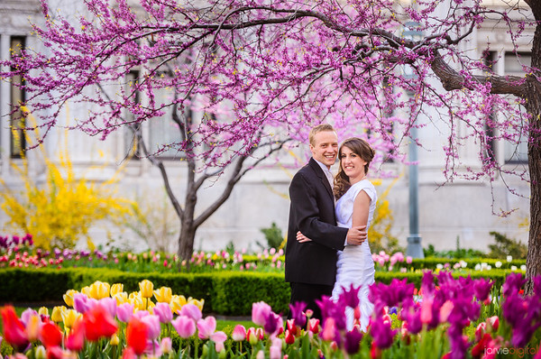 Pre wedding pictures in SLC