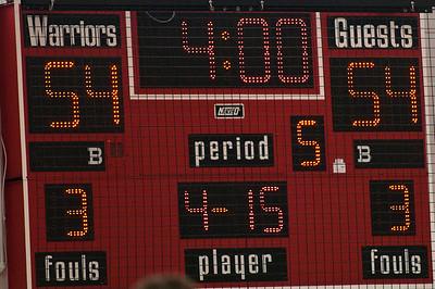 2009 Basketball Boys JV