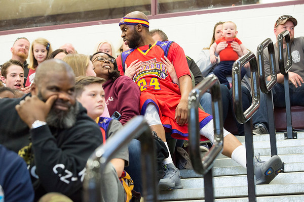 04_12_17 Harlem Wizards visit Abington School District
