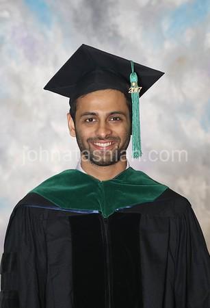 UConn Health - Individual Graduate Portraits - May 8, 2017