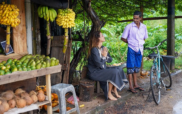 Gallabia srilanka