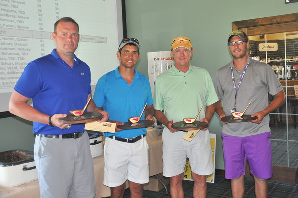 Officials Against Cancer Golf Tournament June 4, 2016