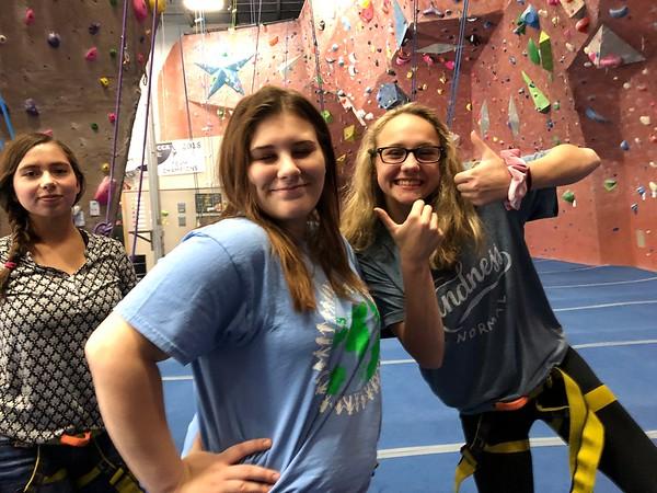 Rock climbing 2018