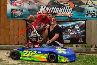 Martinville Raceway - Shari Lucius Memorial 2021
