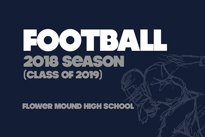 FMHS Football - 2018 Season