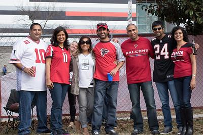 Falcons Playoffs