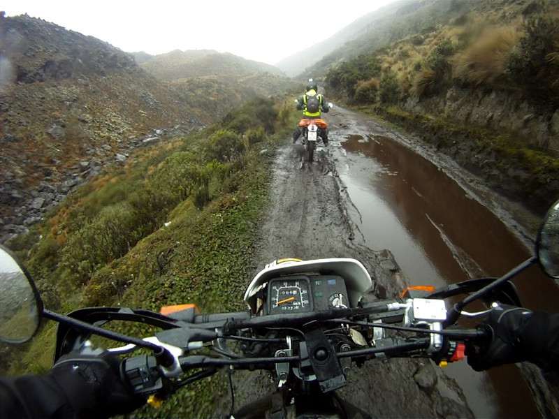 wet travel up