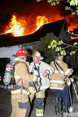Dwelling Fire - 81 Blackwood Ln, Stamford, CT - 5/5/20