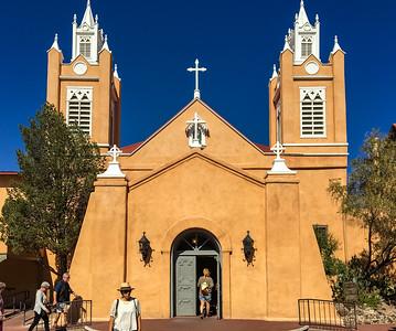 Albuquerque, Santa Fe, & Taos